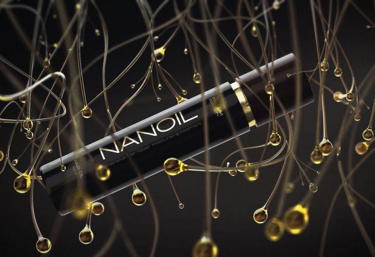 Manten tu cabello saludable con Nanoil
