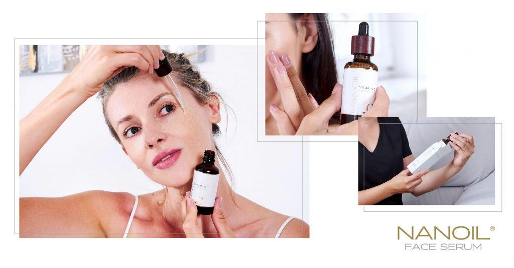 suero facial recomendado con vitamina c Nanoil