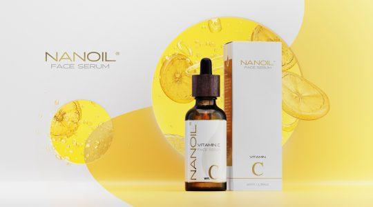 suero facial con vitamina c Nanoil